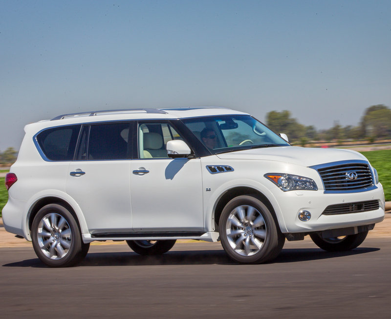 2014 infiniti qx80 review top speed. Black Bedroom Furniture Sets. Home Design Ideas