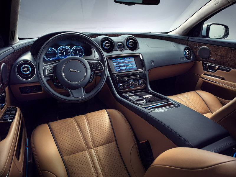 2014 Jaguar XJ High Resolution Interior - image 543926