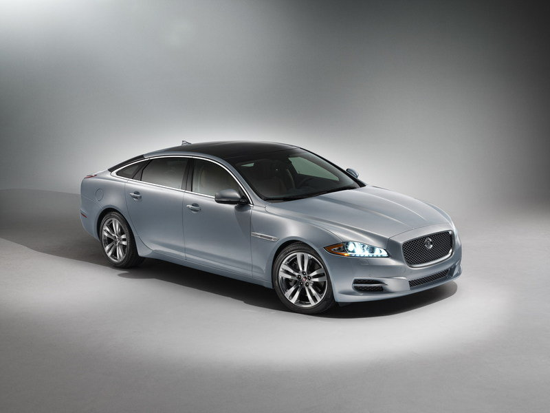 2014 Jaguar XJ High Resolution Exterior Wallpaper quality - image 543928