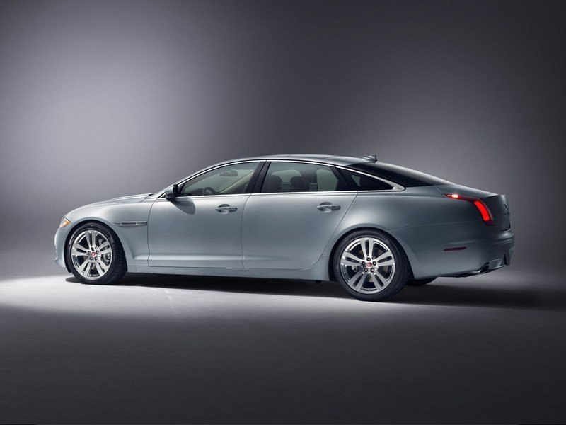 2014 Jaguar XJ High Resolution Exterior - image 543929