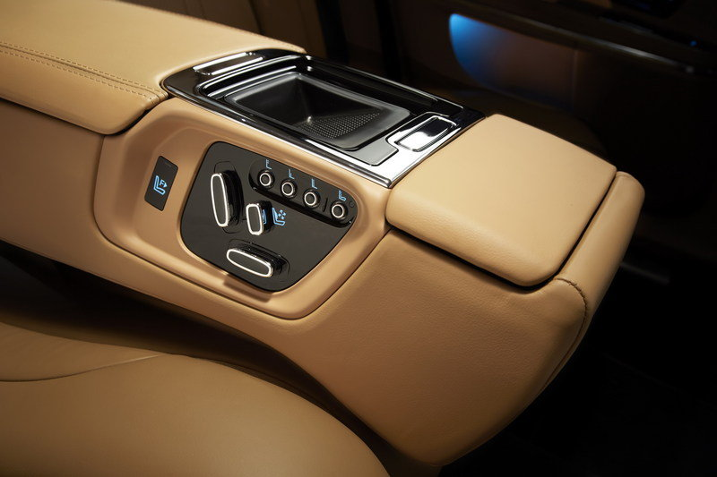 2014 Jaguar XJ Interior High Resolution - image 543921