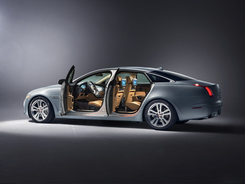 2014 Jaguar XJ High Resolution Exterior - image 543922