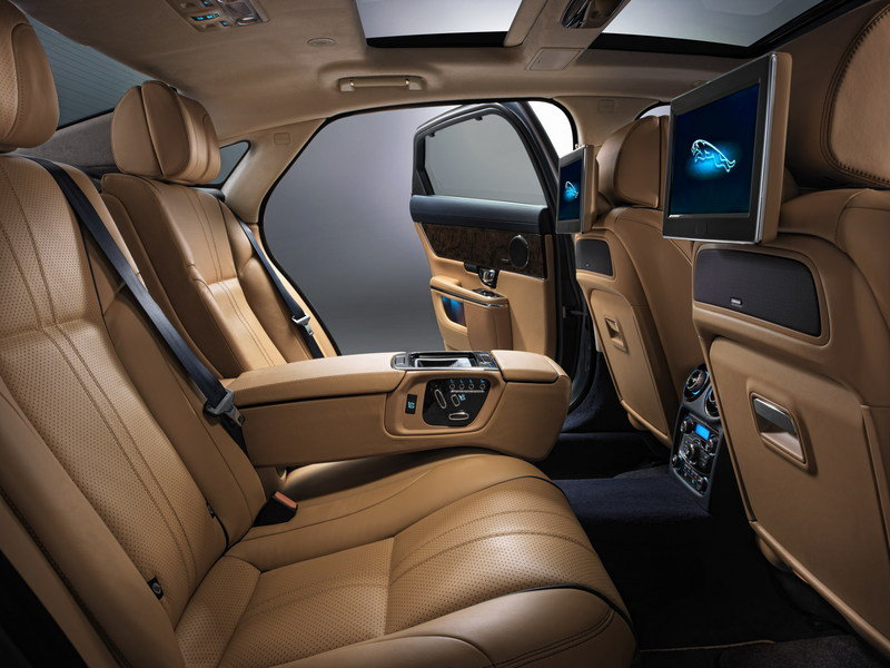 2014 Jaguar XJ Interior High Resolution - image 543923