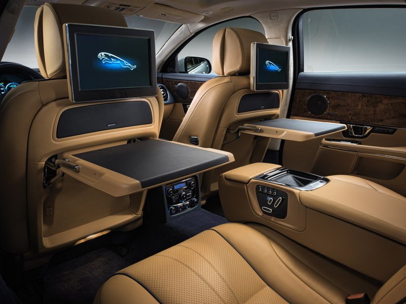 2014 Jaguar XJ Interior High Resolution - image 543924