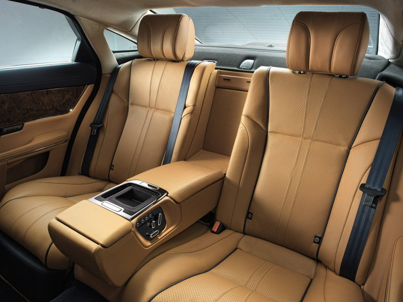 2014 Jaguar XJ Interior High Resolution - image 543925