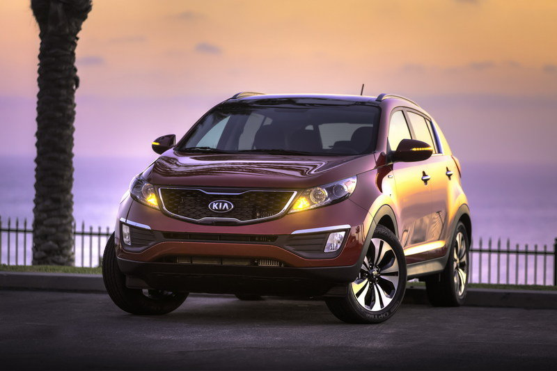 2014 Kia Sportage High Resolution Exterior - image 540811