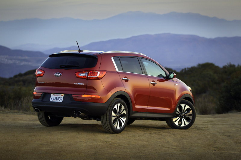 2014 Kia Sportage High Resolution Exterior - image 540813