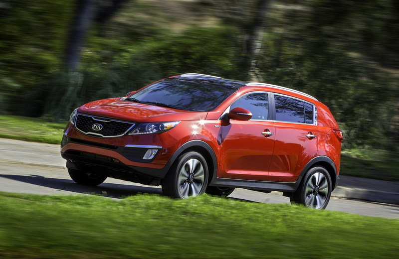 2014 Kia Sportage High Resolution Exterior - image 540816