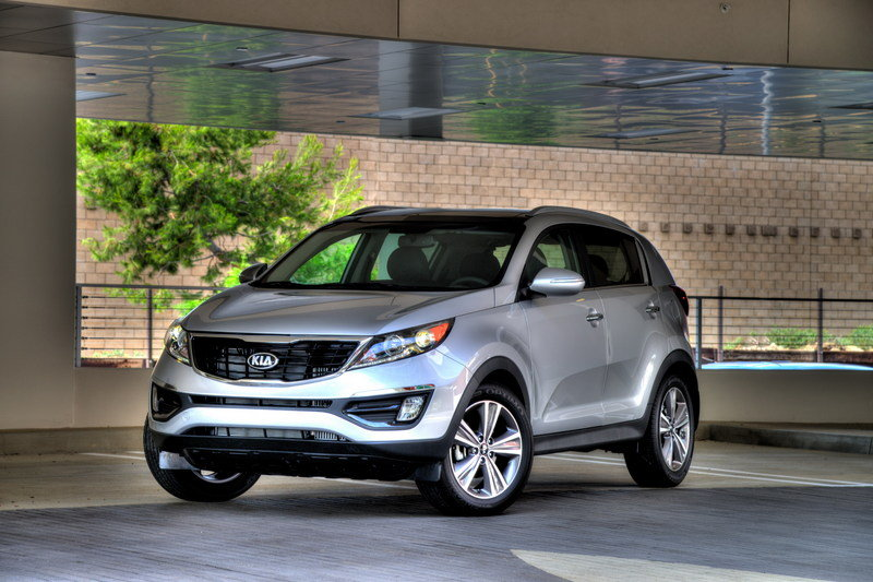 2014 Kia Sportage High Resolution Exterior - image 540821