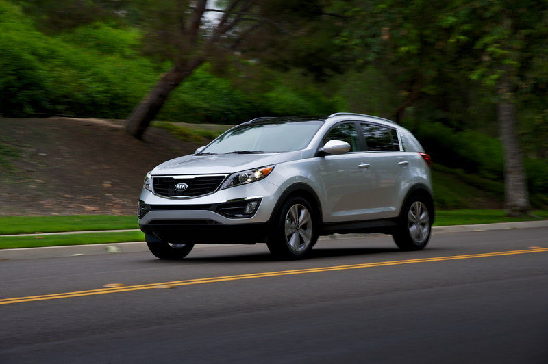 2014 Kia Sportage High Resolution Exterior - image 540829