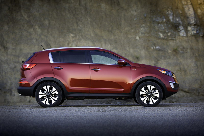 2014 Kia Sportage High Resolution Exterior - image 540809