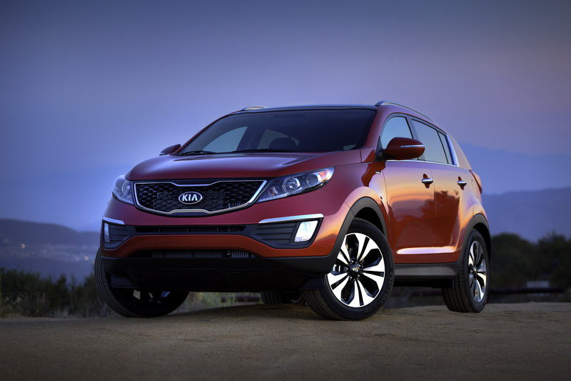 2014 Kia Sportage High Resolution Exterior - image 540810