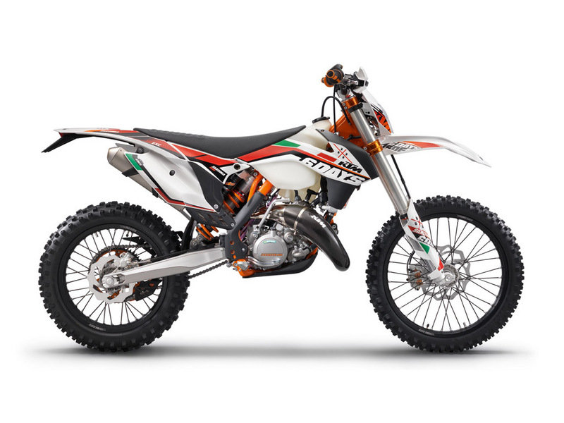 2014 KTM 300 EXC SIX DAYS High Resolution Exterior - image 541890