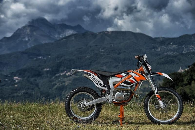 2014 KTM FREERIDE 250 R High Resolution Exterior - image 543307