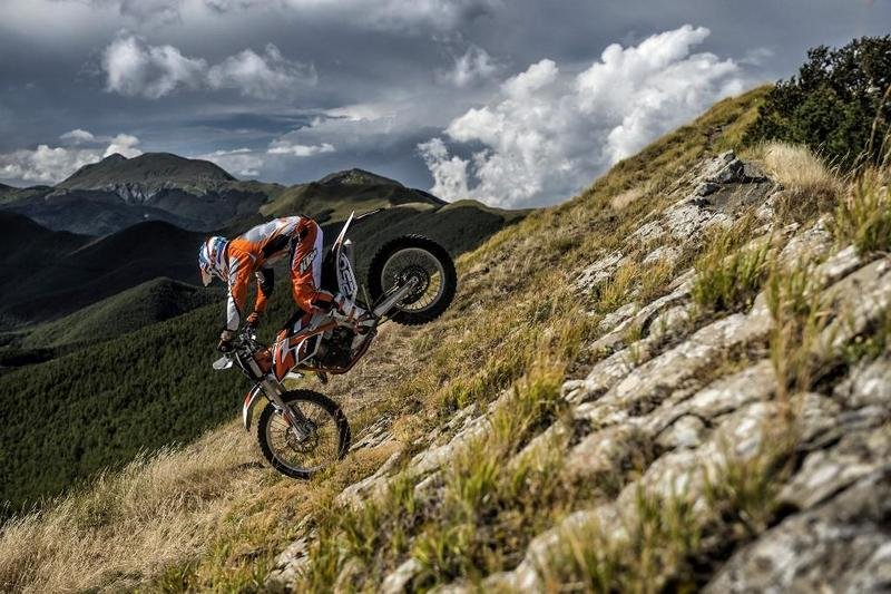 2014 KTM FREERIDE 250 R High Resolution Exterior - image 543295