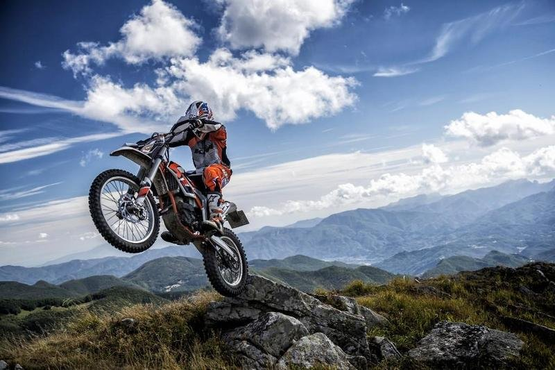 2014 KTM FREERIDE 250 R High Resolution Exterior - image 543298