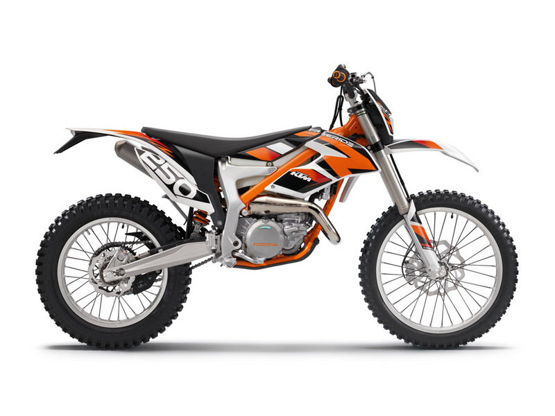 2014 KTM FREERIDE 250 R High Resolution Exterior - image 543293