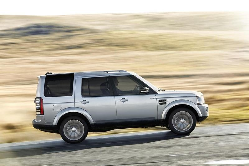 2014 Land Rover Discovery XXV Special Edition High Resolution Exterior - image 542248