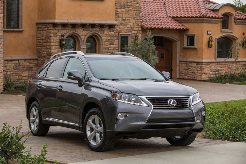2015 Lexus RX 350 High Resolution Exterior - image 543887