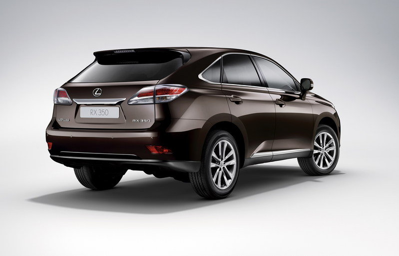 2015 Lexus RX 350 High Resolution Exterior - image 543901