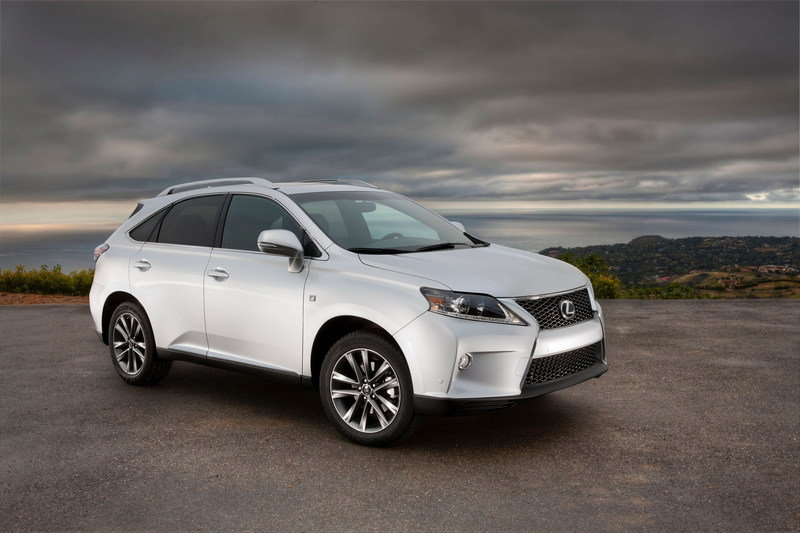 2015 Lexus RX 350 High Resolution Exterior - image 543902