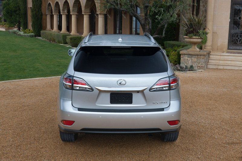 2015 Lexus RX 350 High Resolution Exterior - image 543904