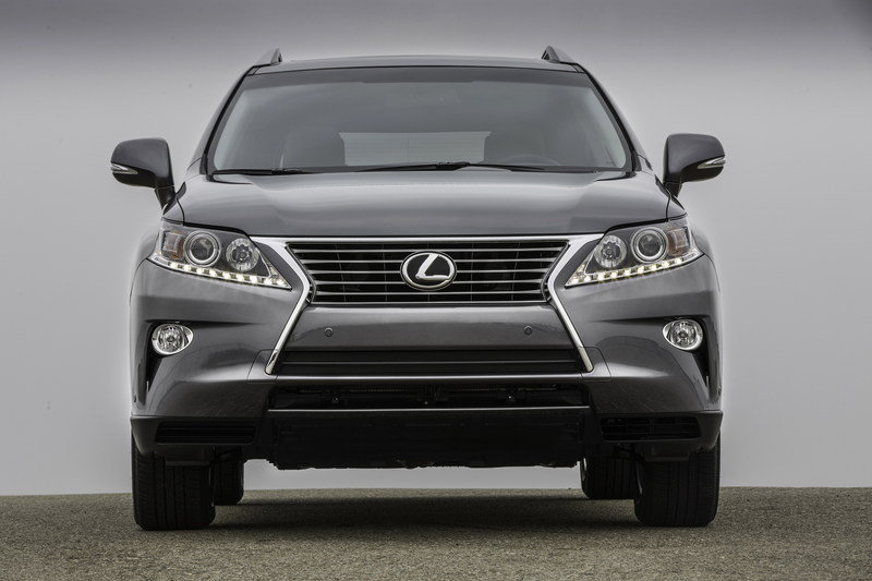 2015 Lexus RX 350 High Resolution Exterior - image 543878