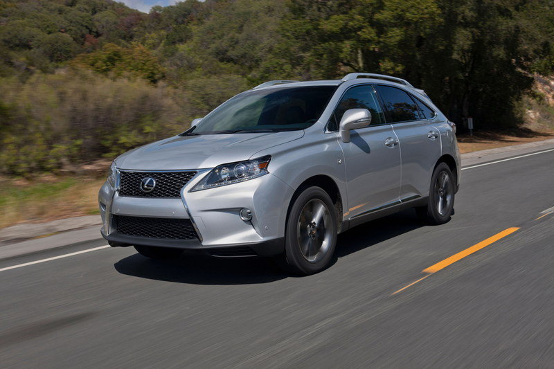 2015 Lexus RX 350 High Resolution Exterior - image 543913