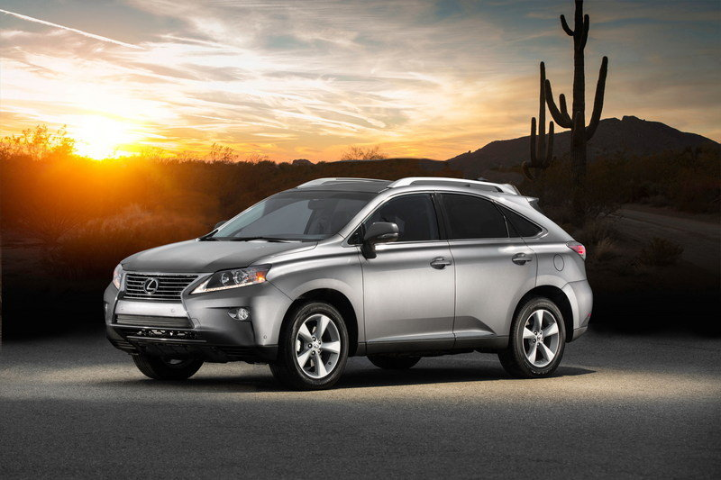 2015 Lexus RX 350 High Resolution Exterior Wallpaper quality - image 543877