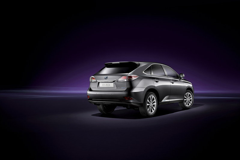2015 Lexus RX 450h High Resolution Exterior - image 544104