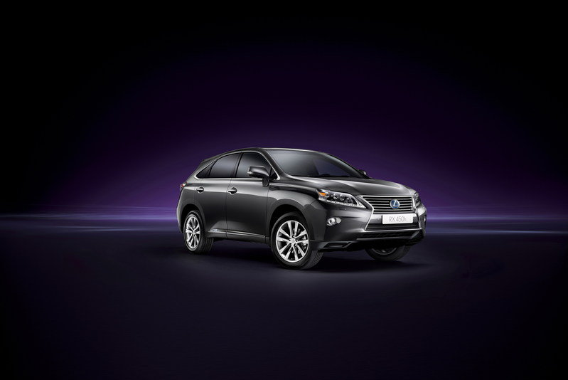 2015 Lexus RX 450h High Resolution Exterior Wallpaper quality - image 544103