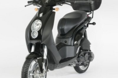 2013 Peugeot Ludix Pro Scooter