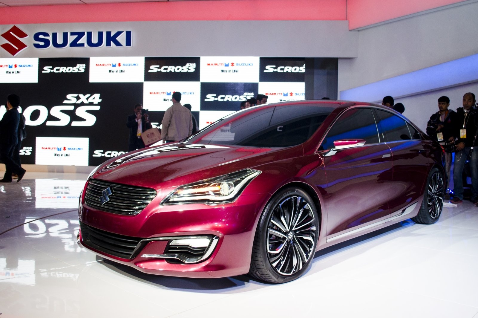 2014 Maruti Suzuki Concept Ciaz Top Speed