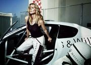 Maserati Picks Heidi Klum to Spice up its Models in Sports Illustrated - image 543201