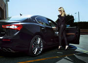 Maserati Picks Heidi Klum to Spice up its Models in Sports Illustrated - image 543202
