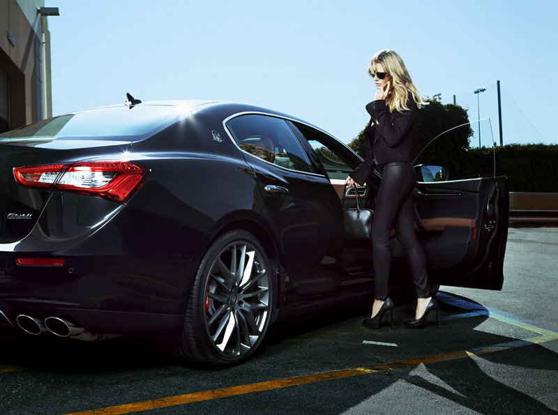 Maserati Picks Heidi Klum to Spice up its Models in Sports Illustrated Exterior Models Female - image 543202