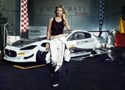 Maserati Picks Heidi Klum to Spice up its Models in Sports Illustrated - image 543200