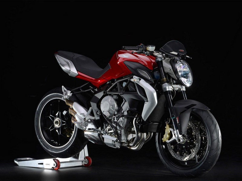 2014 MV Agusta Brutale 800 High Resolution Exterior - image 543737