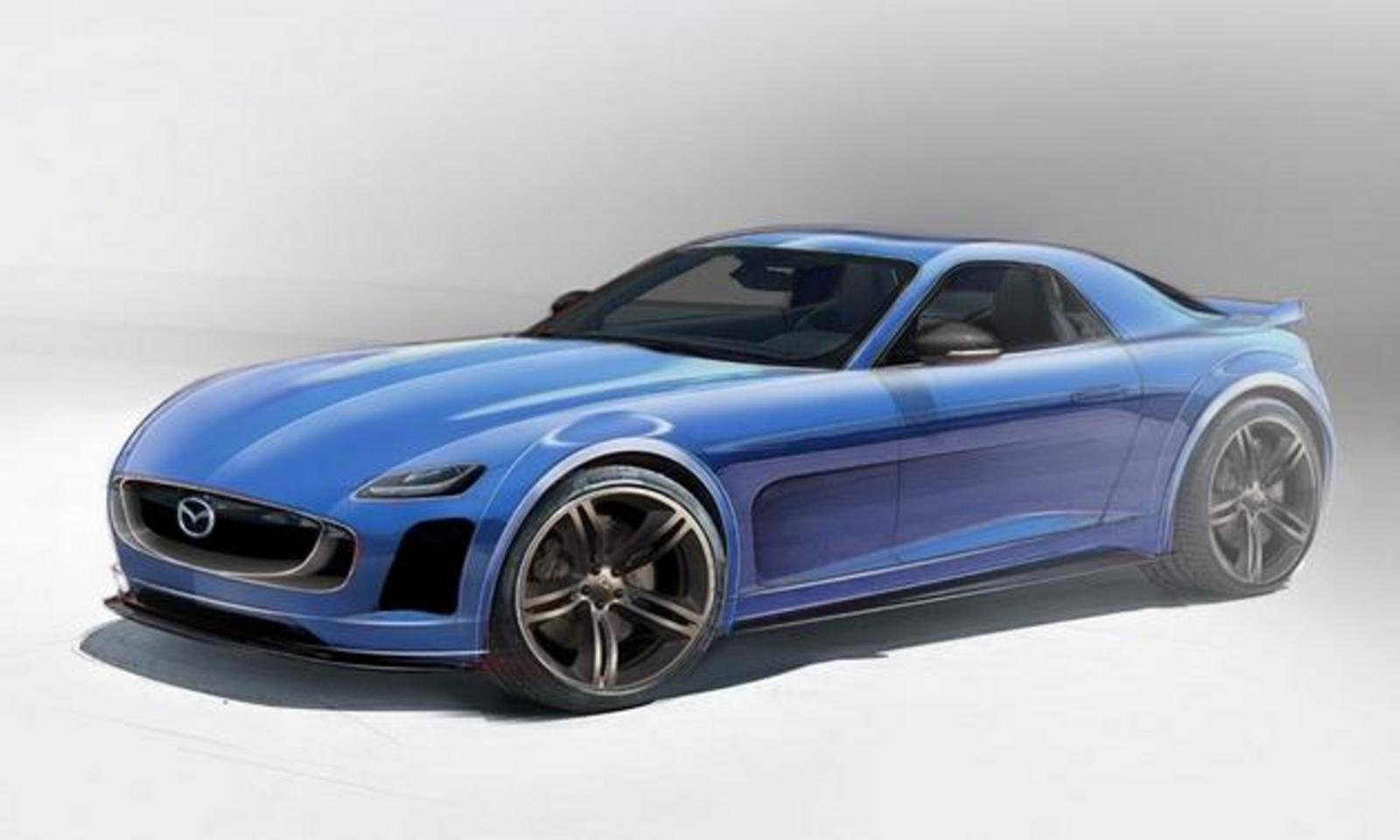 new mazda rx 7 could get 250 horsepower rotary engine news top speed. Black Bedroom Furniture Sets. Home Design Ideas