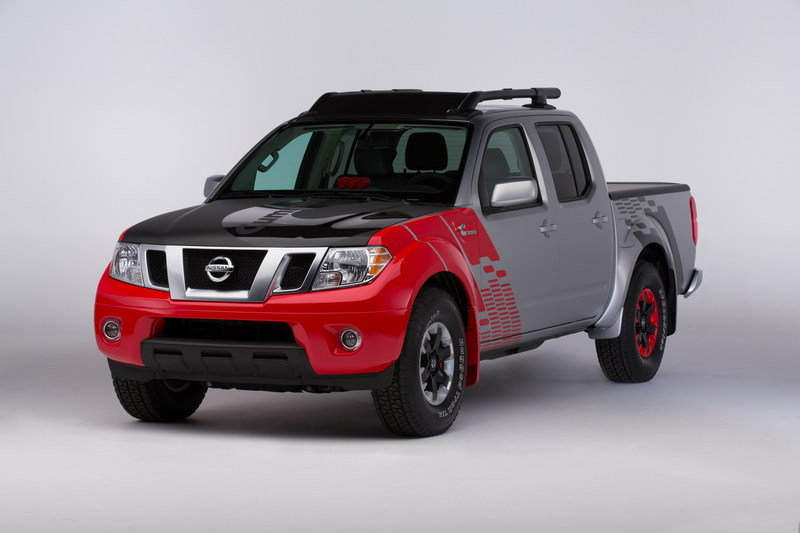 2015 Nissan Frontier Diesel Runner Powered by Cummins High Resolution Exterior Wallpaper quality - image 541096