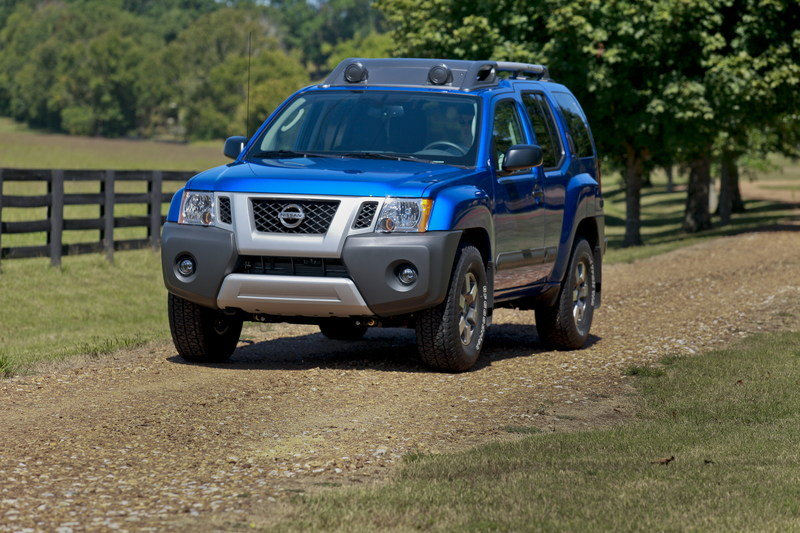 2014 Nissan Xterra High Resolution Exterior - image 542043