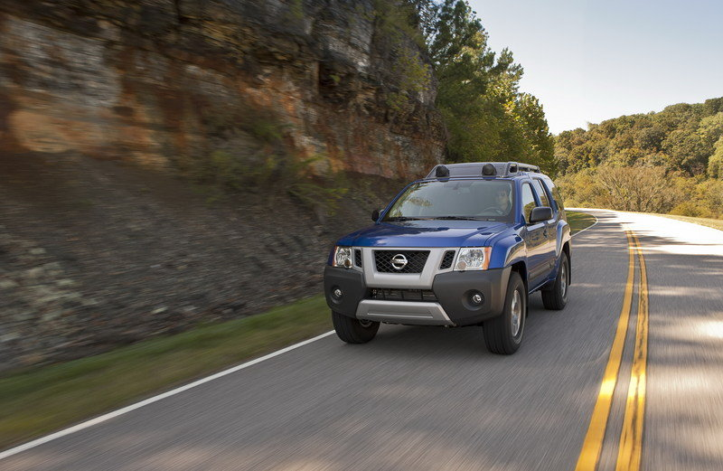 Is Nissan Reviving the Xterra SUV? High Resolution Exterior Wallpaper quality - image 542028
