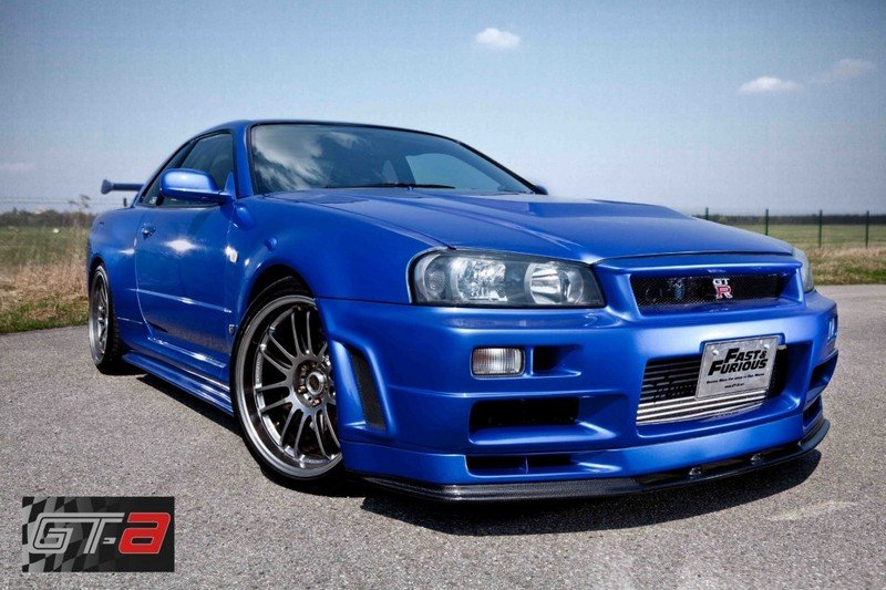 "Paul Walker's ""Fast & Furious"" Nissan Skyline GT-R Will Set You Back More Than $1 Million"
