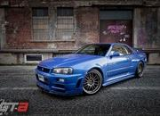 "Paul Walker's ""Fast & Furious"" Nissan Skyline GT-R Will Set You Back More Than $1 Million - image 540530"