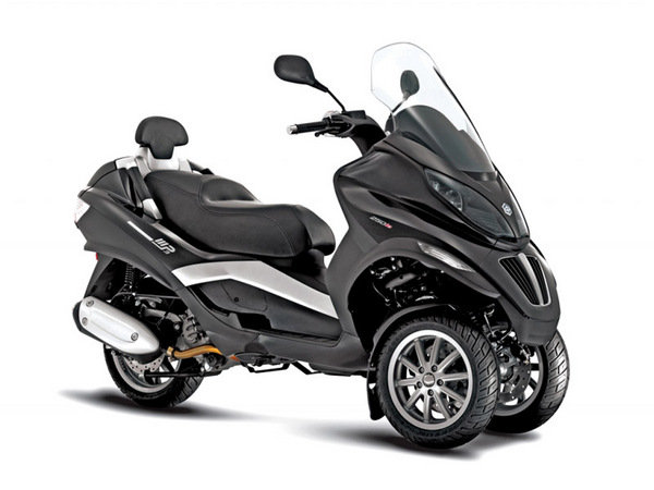 2014 piaggio mp3 250 review - top speed