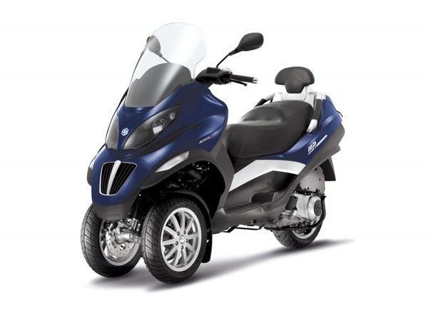 2014 piaggio mp3 400 review - top speed