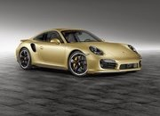 2014 Porsche 911 Turbo Lime Gold by Porsche Exclusive - image 540797