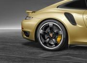 2014 Porsche 911 Turbo Lime Gold by Porsche Exclusive - image 540792