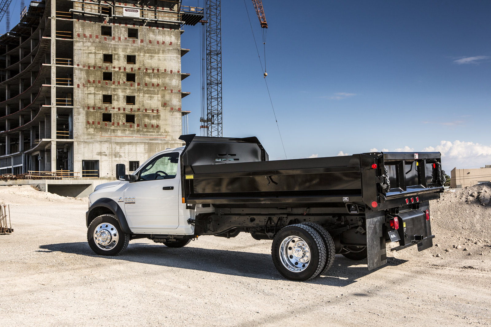 2014 Ram 4500/5500 Chassis Cab | Top Speed