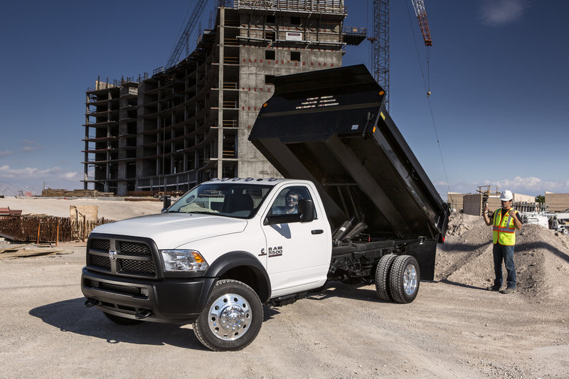 Ram HD Chassis Cab Recalled Over Miscalibrated Top Speed Governor
